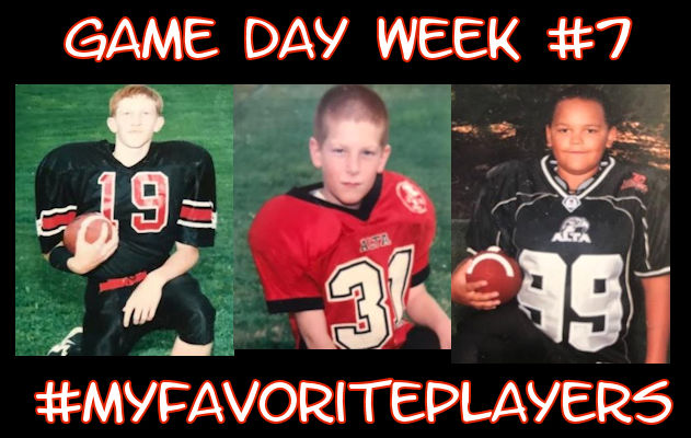 Game Day Week 7